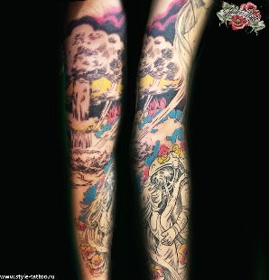 space sleeve
